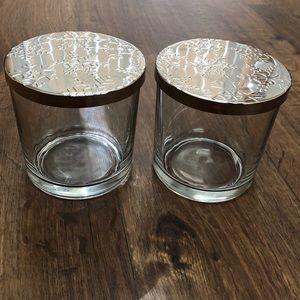 Snowflake storage jars